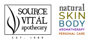 Source Vital Apothecary Products at Sanctuary Spa