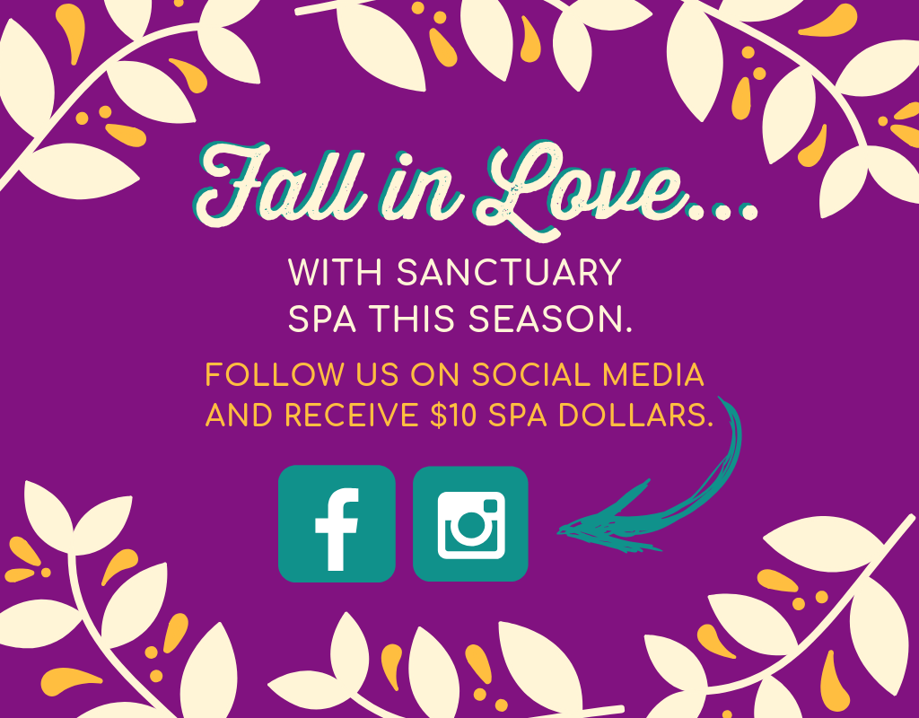 4 Great Reasons to Fall in Love with Sanctuary Spa