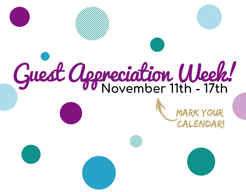 Sanctuary Spa Invites You to Guest Appreciation Week!