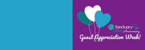 Guest Appreciation Week is March 17th - March 23rd!